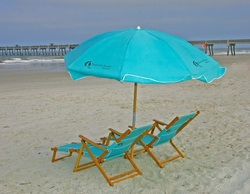 Relax with Chair and Umbrella Rentals